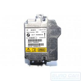 BMW 1 Series X1 X5 X6 Airbag Control Module Unit OEM Genuine 9240083 Euro Car Upgrades eurocarupgrades.com.au