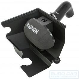 VW Golf 7 GTI R Audi A3 S3 8V Air Filter Heat Shield Performance Intake Kit Ramair - Euro Car Upgrades - eurocarupgrades.com.au