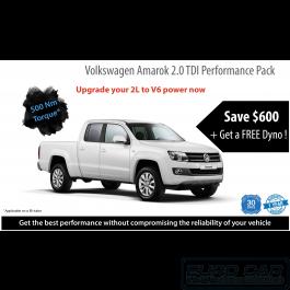 Volkswagen Amarok TDI Euro Car Upgrades Performance Pack - Euro Car Upgrades - eurocarupgrades.com.au