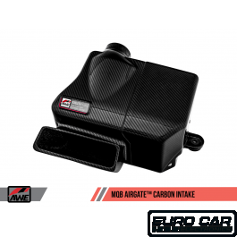Audi A3 S3 TT VW Golf R GTI 1.8T 2.0T AirGate™ Carbon Performance Air Intake AWE - Euro Car Upgrades - Automotive Performance Parts Supplier - eurocarupgrades.com.au