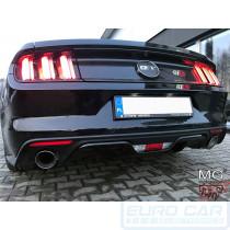 Ford Mustang GT 5.0 V8 Performance Catback Exhaust MGmotorsport - Euro Car Upgrades - eurocarupgrades.com.au