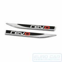 REVO Blade Badge Set RT991G100100 Euro Car Upgrades eurocarupgrades.com.au