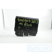 Audi A4 A5 Q5 Q7 Trailer Detection Control Unit 4M0907383B OEM Genuine - Euro Car Upgrades - jku.com.au