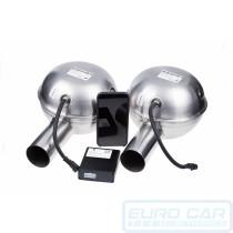 Electronic Exhaust 2 Loudspeakers THOR - Euro Car Upgrades - eurocarupgrades.com.au