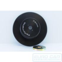 Mercedes Benz 55 AMG Fixed 74mm Performance Pulley A1130900044 - Euro Car Upgrades - eurocarupgrades.com.au