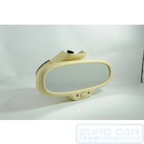 Audi A1 Rear View Mirror Dimming Vanilla Cream 8X0857593 OEM Genuine Euro Car Upgrades eurocarupgrades.com.au