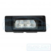 Audi A3 A4 A5 Q3 Q5 TT RS5 TTS License Plate Light No Error 4G0943021 OEM Genuine Euro Car Upgrades eurocarupgrades.com.au