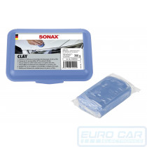SONAX Clay Bar - Paint decontamination detailing tool, that removes deep-seated contaminants from all types of paint surfaces - Euro Car Upgrades - official Sonax distributor - eurocarupgrades.com.au
