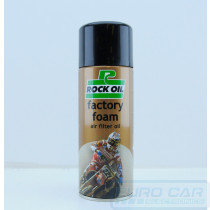 Rock Oil Factory Foam Air Filter Oil 400ml - Euro Car Upgrades - eurocarupgrades.com.au