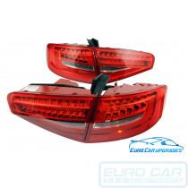 Audi A4 8K LED Taillights Facelift S4 RS4 Sedan OEM 8K5945093AC Euro Car Upgrades www.jku.com.au