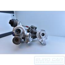 Small Turbo - Full Setup - VW Amarok 2.0 TDI Bi Turbo Setup Upgrade Perun - Euro Car Upgrades - eurocarupgrades.com.au