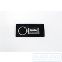 Euro Car Upgrades Metal Key Ring Keyring - Euro Car Upgrades - www.jku.com.au