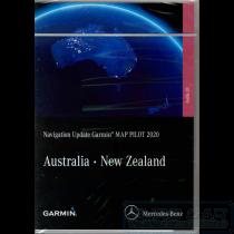 2020 Mercedes-Benz Map GPS Navigation Update Australia New Zealand Garmin MAP PILOT - Euro Car Upgrades - eurocarupgrades.com.au