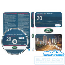 2014 maps DVD V20 Australia genuine Land Rover Euro Car Upgrades eurocarupgrades.com.au