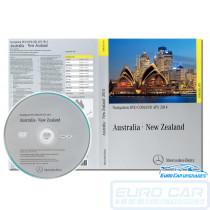 2014 Mercedes Map DVD NTG 2.5 A B CLC CLS E G GL M R SL SLK Sprinter Vito Viano Maps COMMAND APS MB A219 827 00 00