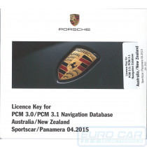 2016 PCM 3.0 Map Update Boxster Cayman 911 Carrera Targa 4 Turbo GT2 GT3 Cayenne Australia Maps 2008-2012 99764227956 Euro Car Upgrades eurocarupgrades.com.au