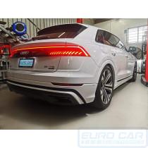 AUDI VW Adaptive air supension lowering modification