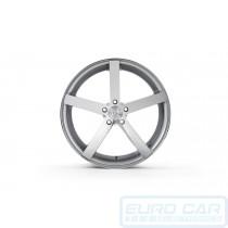 RC22 Alloy Wheel Machine Silver - Rohana Wheels Australia - Euro Car Upgrades - www.jku.com.au