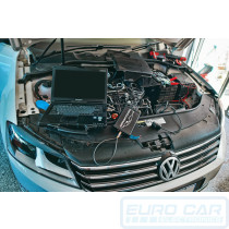 DSG TCU Remap in progress - Euro Car Upgrades - jku.com.au