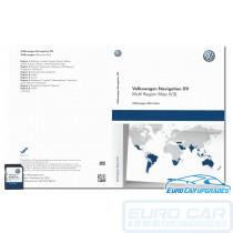 2015 Volkswagen Discovery Pro Multi Region Map SD Card V3 OEM 510919866H Genuine Euro Car Upgrades eurocarupgrades.com.au