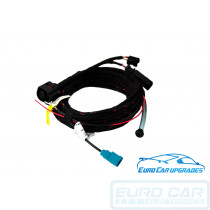 Wiring Harness Volkswagen Badge Reversing Camera Golf 5 6 Mk5 Mk6 Passat Beetle Euro Car Upgrades www.jku.com.au